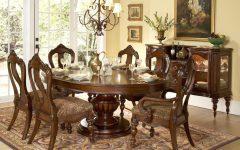 Classic European Dining Room with Carpet Flooring