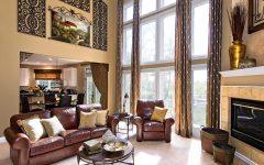 Classic European Eclectic Living Room Wall Decor