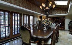 Classic Formal Dining Room Design Ideas
