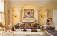 Classic Italian Living Room