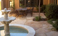 Classic Traditional Courtyard Design Ideas