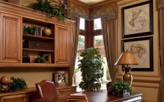 Classic and Elegant Home Office Decor