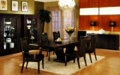 Contemporary Dining Table Centerpiece