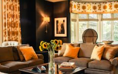 Contemporary European Living Room Decor and Lighting Ideas