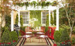 Contemporary Garden Coffee Table
