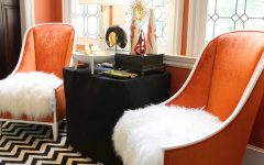 Contemporary Queen Anne Chair for Living Room