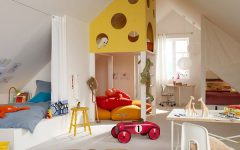Kids Play Room on The Attic