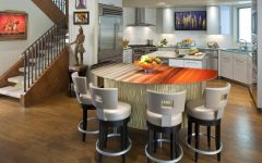 Cozy American Kitchen Decor and Coloring Ideas