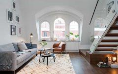 Cozy Apartment Living Room Decoration