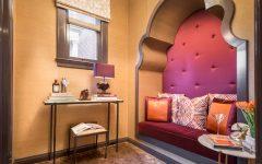 Cozy Art Deco Alcove