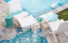 Cozy Poolside Furniture and Accessories