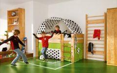 Creative Children Room Decoration Football Theme