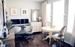 Decorate Minimalist Home Office