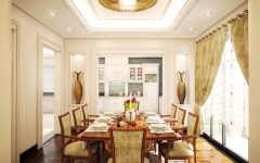 Deluxe American Dining Room in Classic Shade