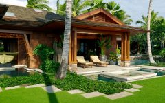 Deluxe Tropical Home Exterior