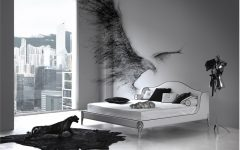 Elegant Black White Bedroom Inspiration Ideas