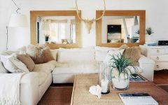 Elegant Decor for Rustic Living Room