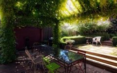 Elegant Decoration Greening Area