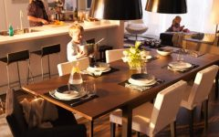 Elegant Dining Room Design Trends 2012