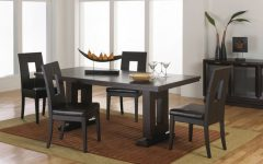Elegant Dining Room Furniture Ideas