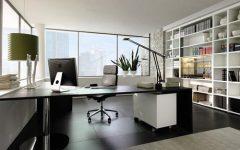 Elegant Office Design Decoration Ideas