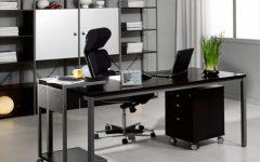 Elegant Office Design Idea