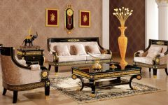 Empire Style Living Room Furniture Ideas