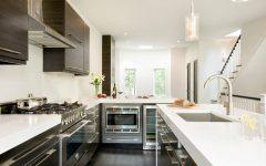 European Kitchen Style for Small Interior