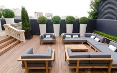 Old-Inspired Modern Patio Furniture