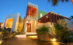 Exotic House Exterior Plans 2014