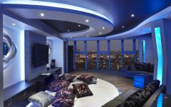 Futuristic Apartment Interior Design Ideas