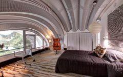 Futuristic Bedroom Interior Design 2015