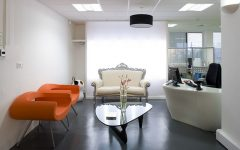 Futuristic Modern Office Interior Design