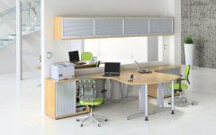 Futuristic Modern Office Interior Furniture