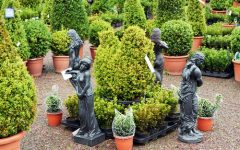 Garden Statue Decoration Ideas