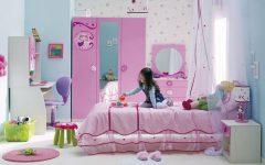 Girls Bedroom Decorating Style