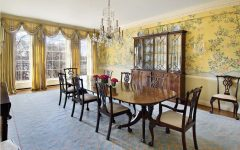 Gorgeous Luxury Dining Room in Classic Design