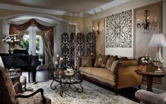 Gorgeous Wall Art for Classic Living Room