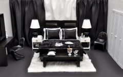 Gothic Bedroom with Luxury Nuance
