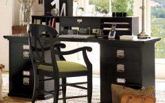 Home Office Wooden Desk Ideas