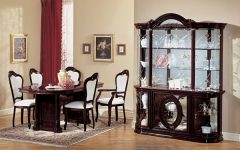 Italian Dining Room Furniture and Cabinet Ideas