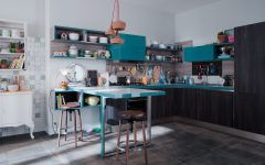 Italian Kitchen for Apartment