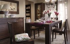 Italian Lacquer Dining Room Sets