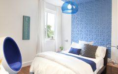 Kids Bedroom With Futuristic Theme