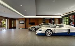 Large Elegant Garage Design Ideas