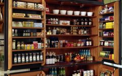 Large Kitchen Cabinet Ideas