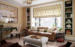 Large Living Room Furniture Interior