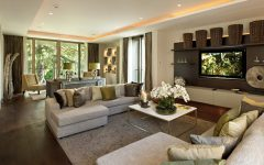 Large Living Room Interior Ideas