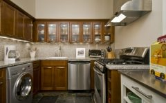Laundry in Kitchen Room