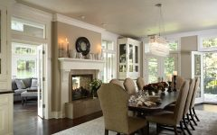 Luxury Crystal Chandelier for Deluxe Dining Room Design